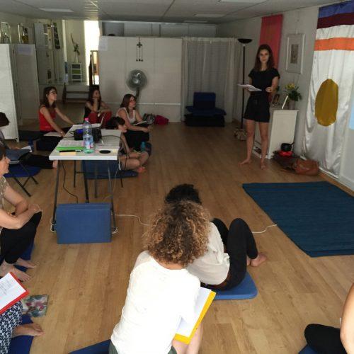 ORTHO-YOGA: Formation Yoga Et Attention niveaux 1 et 2, à PARIS les 19-20 Janvier 2018