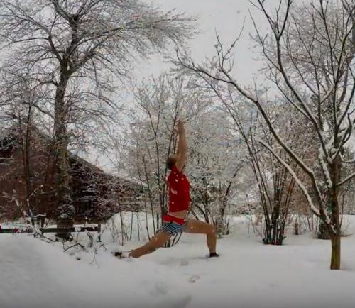 Sortez de votre zone de comfort: Le yoga du froid Paul Brundtland
