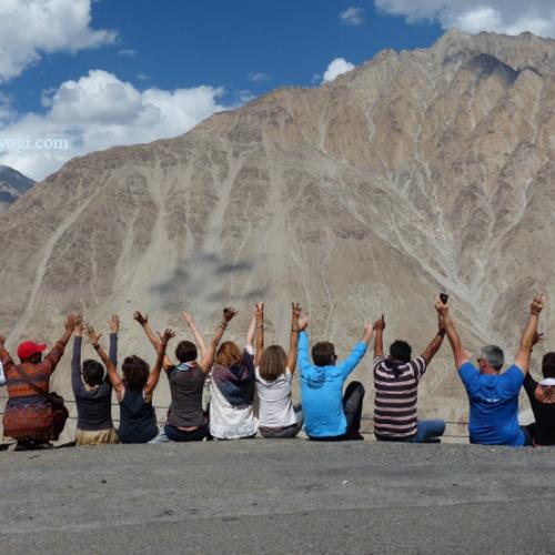 Yoga et méditation au Ladakh, Inde, 20 juillet-1er août 2018