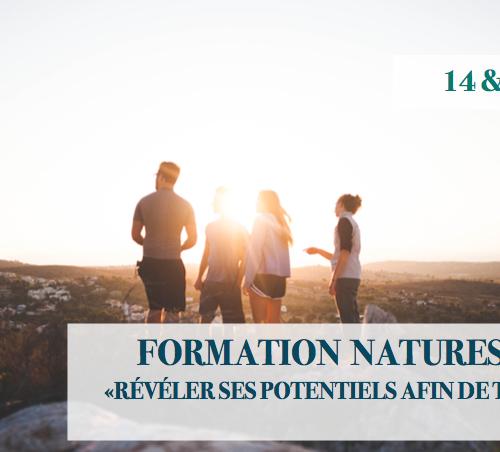 CENA – Ecole Masson : Séminaire à la Carte Natures Multiples – Module 1