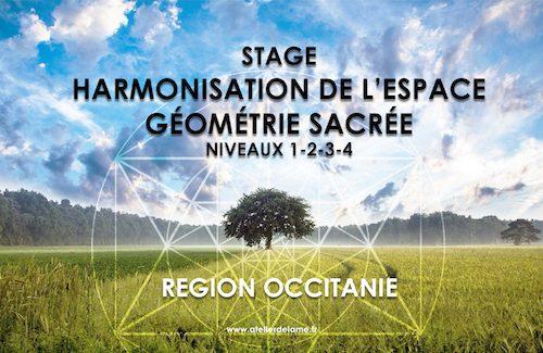 Formation complète : Géométrie des maîtres d'œuvre – Stage Région Occitanie