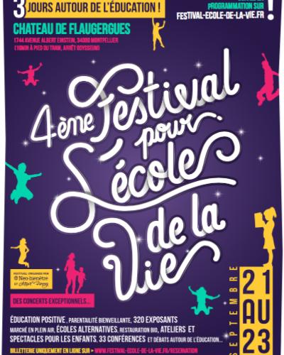 Festival Neo-bienêtre pour l'école de la vie