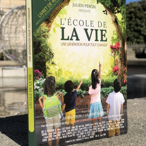 Le DVD du film l'école de la vie, une génération pour tout changer