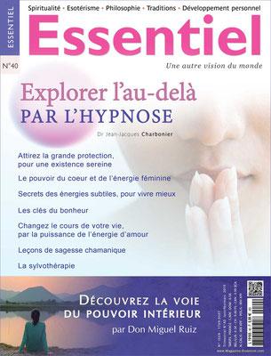 Magazine Essentiel n°40 janvier-février-mars 2019