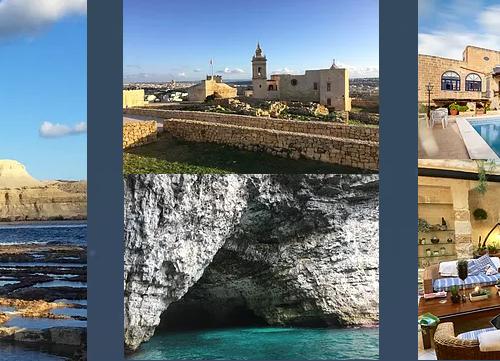 VACANCES-STAGES SUR L'ÎLE DE GOZO (près de Malte)