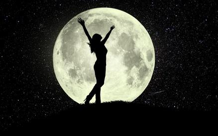 Pleine lune du 19 avril 2019 : Pardon, libération et amour de soi !
