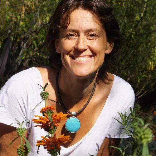 Muriel Deschamps, kinésiologue à Hyères