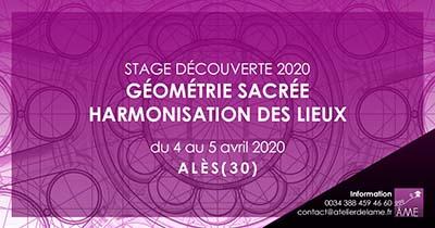 Cycle de stages de géométrie sacrée et d'harmonisation des lieux en Suisse