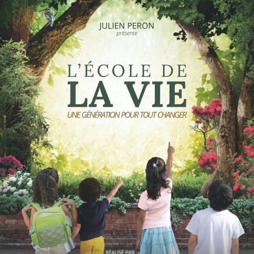 Ciné-rencontre à Privas autour du film l'école de la vie et en présence de Julien Peron