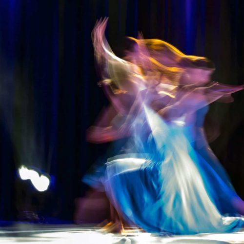 Ostéopathie holistique de groupe, Focusing et danse intuitive