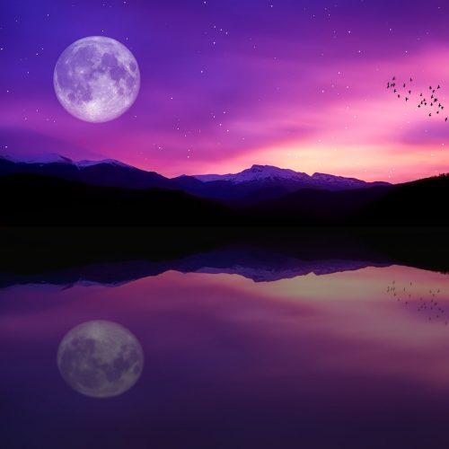 7 mai 2020 : La pleine lune de la libération !