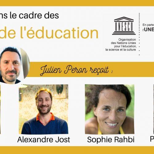 Les futurs de l'éducation, l'agence Neobienetre partenaire de l'UNESCO