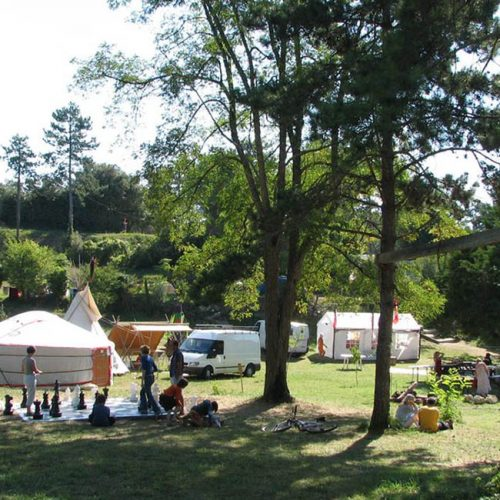 Le Village Arts Nature – Vacances Extraordinaires