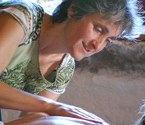 Catherine Rivera, Accompagnatrice en bien-être psychocorporel et émotionnel, facilitatrice de la relation intérieure