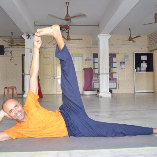 Yoga offerte samedi 13 février à 10h avec Paul Brundtland
