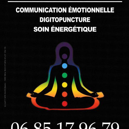 Jessica Boucetta / Coulombier  praticien en communication émotionnelle Digitopuncture et soin énergétique