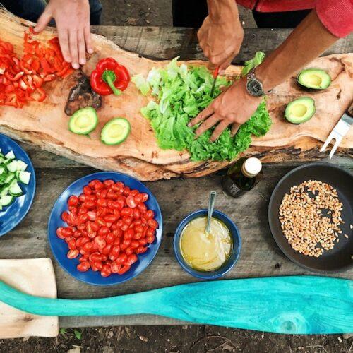 Manger sainement : Changer vos habitudes alimentaires pour votre bien être