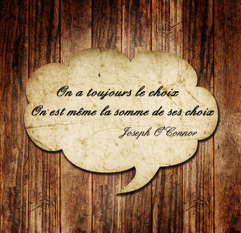 Citation de Joseph O'Connor