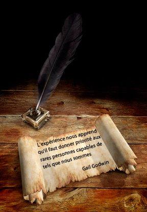 Citation de Gail Godwin