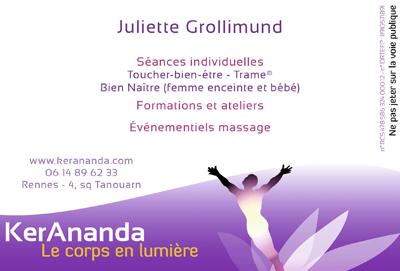 Kerananda Rennes Juliette Grollimund