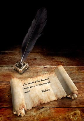 Citation de Voltaire…
