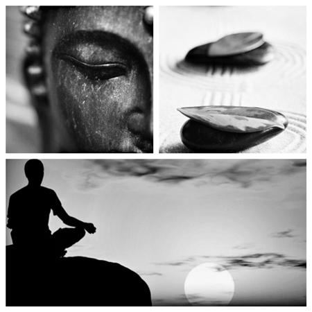 Le bien-être et le bouddhisme