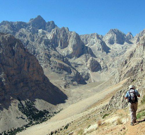 Trek et sophrologie en Cappadoce du 27 avril au 5 mai 2013