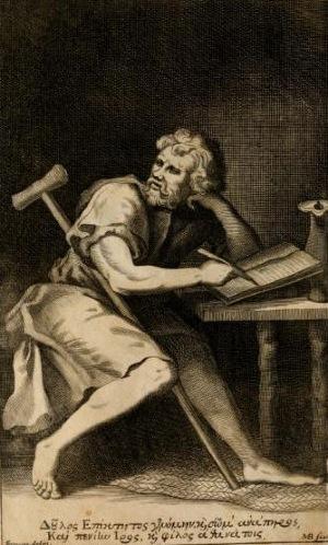 Lâcher prise grâce à Epictète