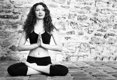 Sandra Insoha, Yoga à Paris – Île de France