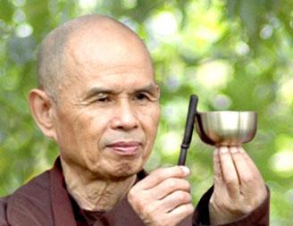 Citation de Thich Nhat Hanh
