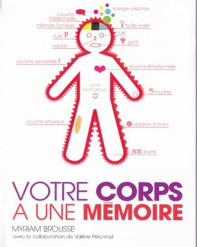 Neo-bienêtre vous recommande «Votre corps a une mémoire» de Myriam Brousse