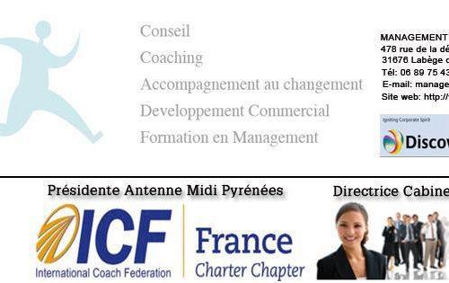 Coaching et formation en management – Organisme de Formation – Formations éligibles DIF