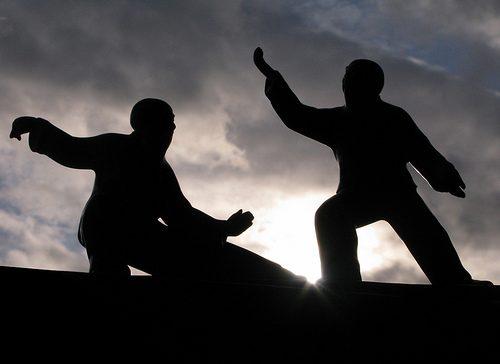 Le Tai chi: une pratique bonne pour la santé