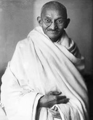 Citation de Gandhi