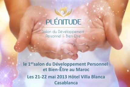 Salon plénitude au Maroc – Développement personnel et bien-être