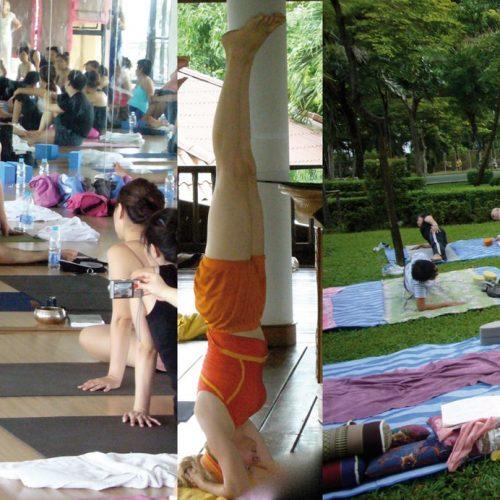 Yoga – Être professeur de Yoga