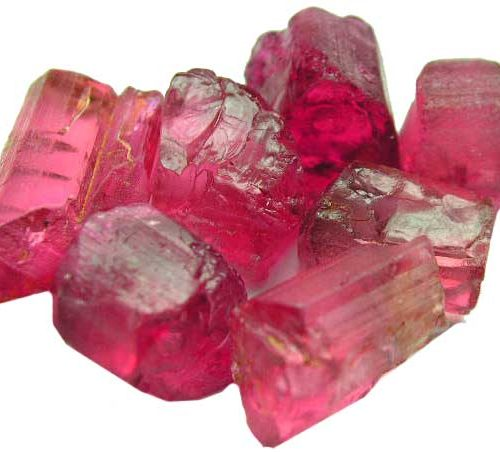 Bien-être par les pierres et cristaux: Tourmaline rose