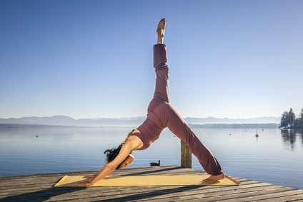 Yoga-Postures de Yoga