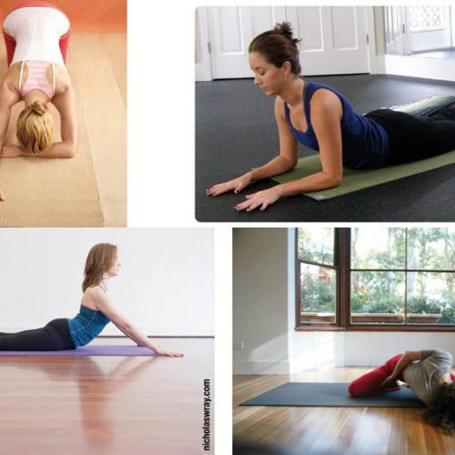 Yoga-Solstice d'été en Yin Yoga