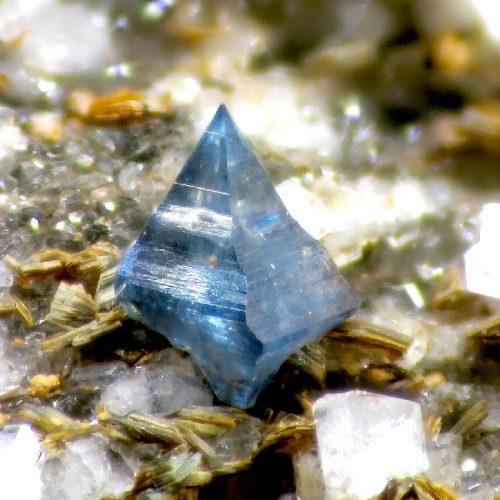 Minéraux-Anatase