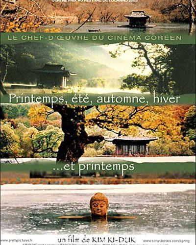 Films spirituels-Printemps, été, automne, hiver…et printemps de Kim Ki-duk