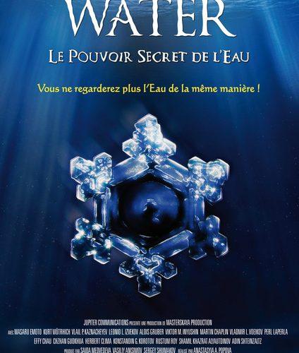 Films spirituels-Water, le pouvoir secret de l'eau de Julia Perkul