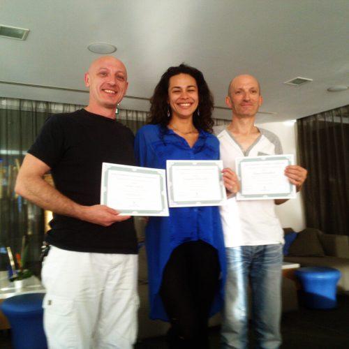 Formation en Auxiliothérapie en Guadeloupe du 2 au 13 décembre 2013