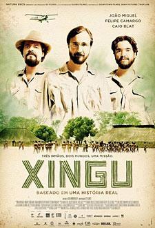 Films spirituels-Xingu, le corps et l'esprit