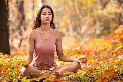 L'automne en Yin Yoga