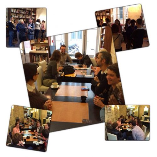 Retour rencontre inter-professionnels du bien-être à Bordeaux