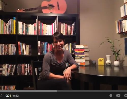 C'est quoi le bonheur pour vous? Christina – Toronto