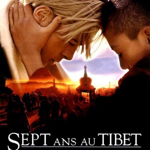 Films spirituels-Sept ans au Tibet