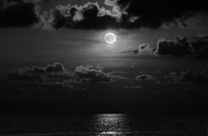 Pleine lune du 16 janvier 2014 en capricorne