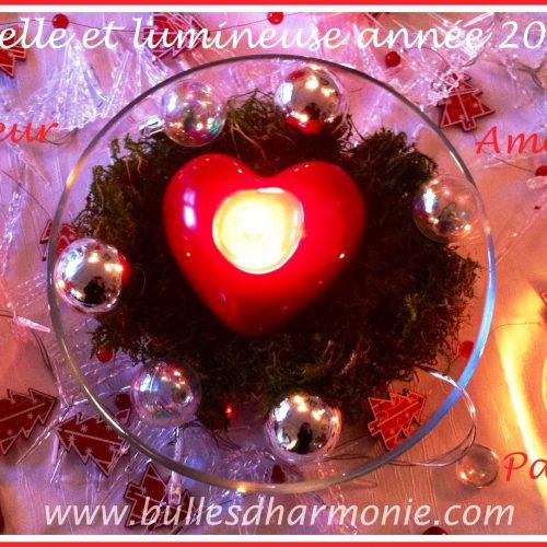 Avec Bulles d'harmonie® débuter l'année en douceur !